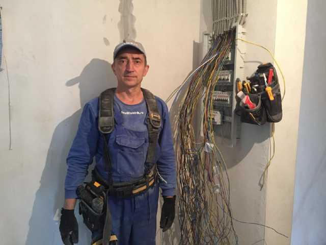 Предложение: Электромонтажные работы. Электрик