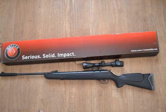 Продам пневматическая винтовка [atsan 125