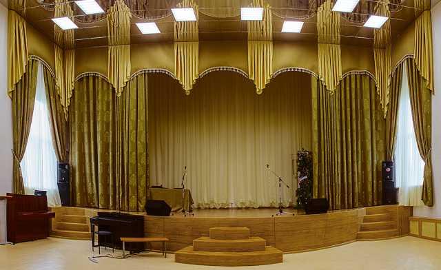 Продам Шторы для театра, шторы для сцены