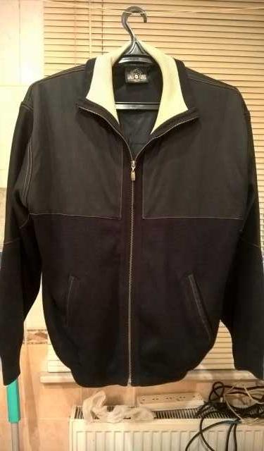 Продам Джемпер-куртка «Grand – clab» шерстяная