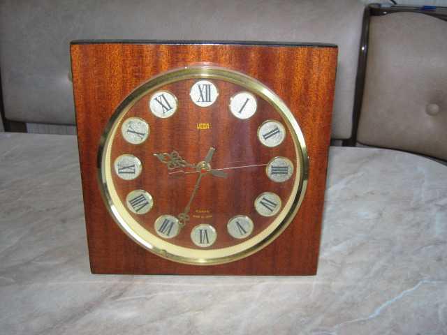 Продам Часы настенные VEGA, 4 jewels