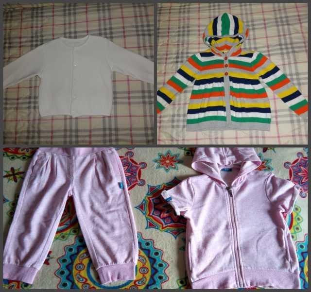 Продам Кофты/костюм (размер 92, 110)
