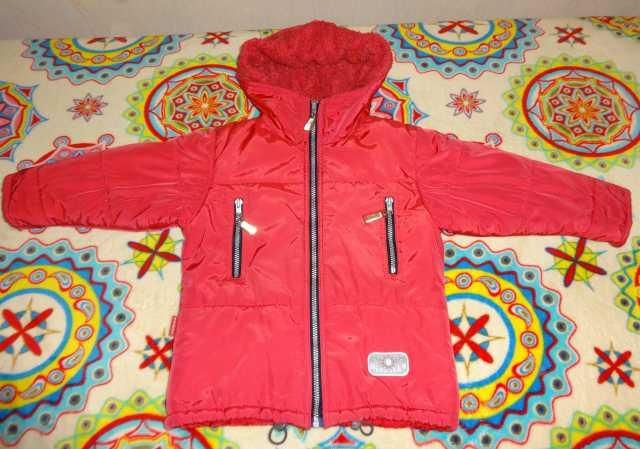 Продам Куртка зимняя Kerry (размер 2-3 года)