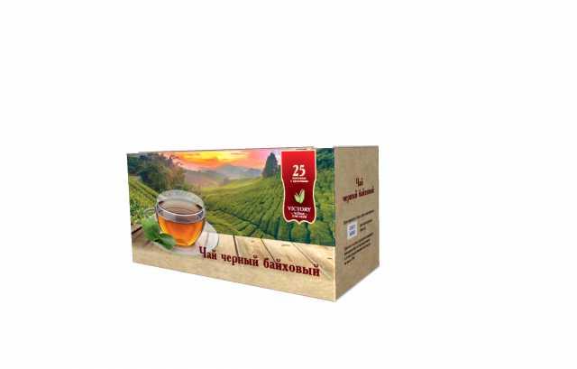 Продам Чай пакетированный (оптом)