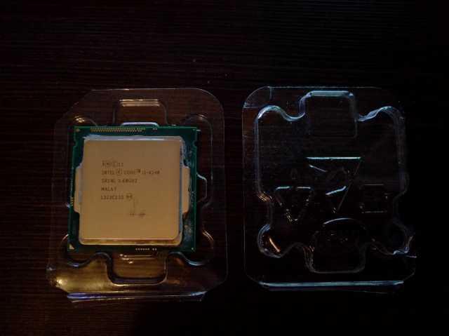 Продам Процессор intel core i3 4340