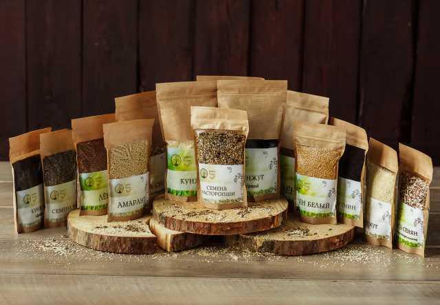 Продам Семена для красоты и здоровья