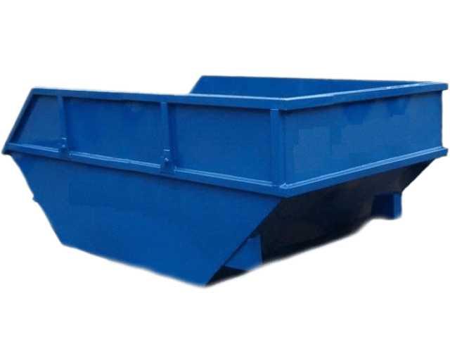 Предложение: Вывоз мусора контейнером бункером