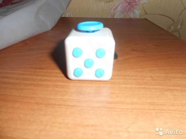 Продам  Антистрессовая игрушка кубик