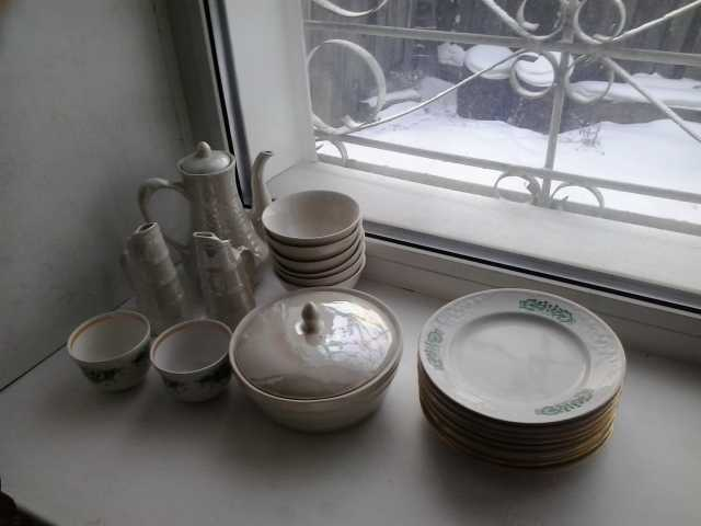 Продам Набор монгольской посуды