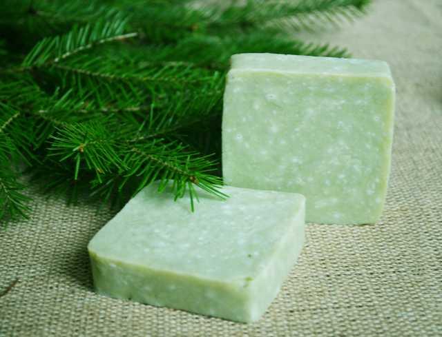 Продам Кедровое мыло ручной работы