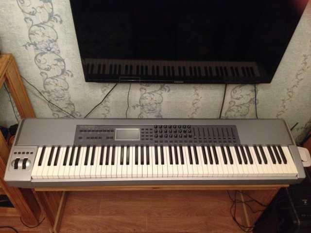Продам Миди-клавиатура M-Audio Keystation Pro 8