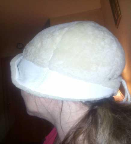 Продам  зимняя шапка под дубленку