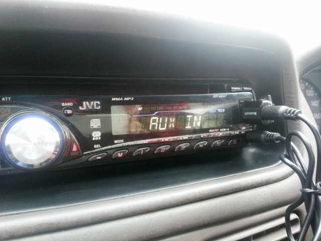 Продам Мини AUX Bluetooth адаптер