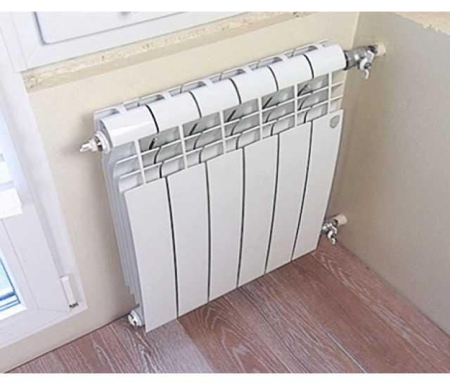 Предложение: Замена радиаторов отопления. Доставка.