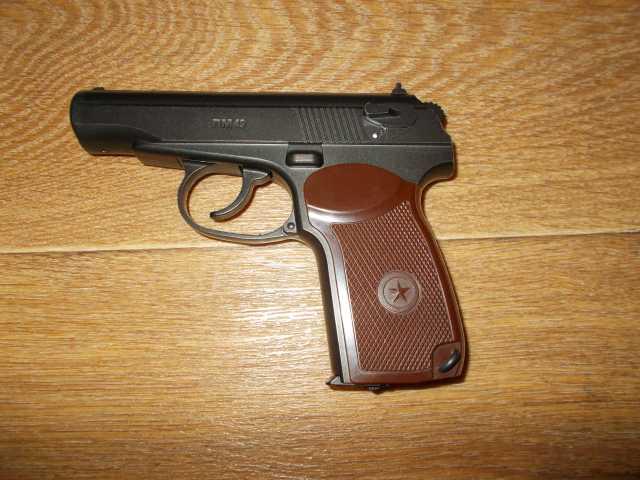 Продам Пневматический пистолет Макарова ПМ49