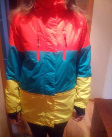 Продам SNOW куртка горнолыжная