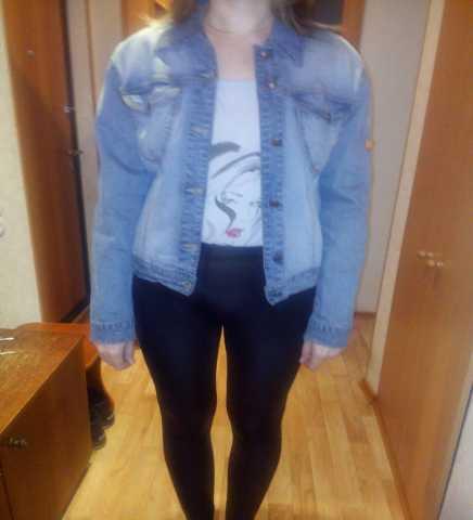 Продам Женская джинсовая  куртка Ustop