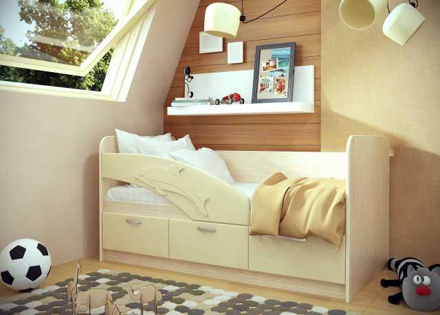 Продам Кровать с ящиками