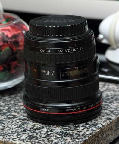 Продам Canon EF 17-40mm f/4L USM