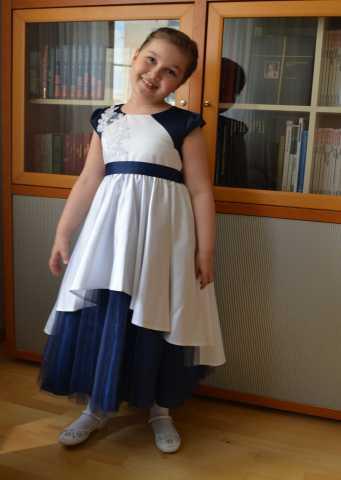 Продам: Платье для девочки 130-140см