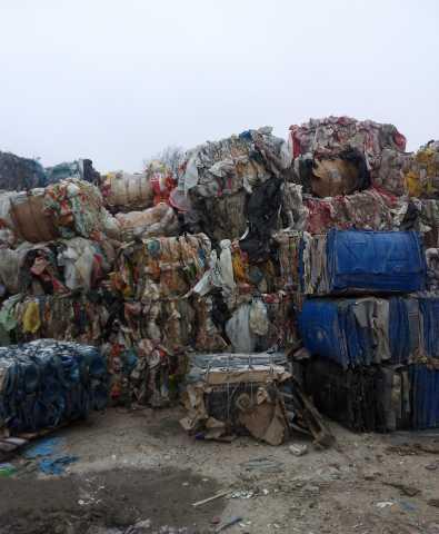 Предложение: Продажа полимерных отходов на переработк