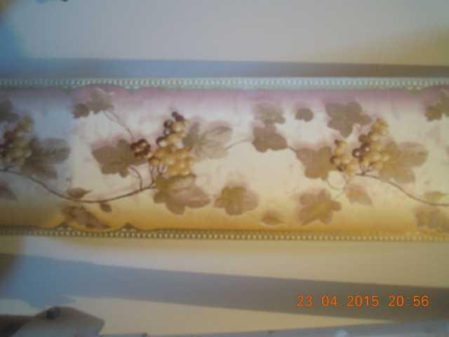 Продам 2 вида обойных бордюров