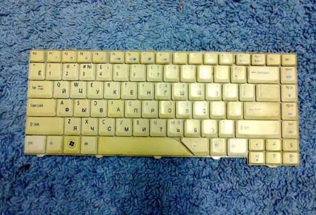 Продам Клавиатура для ноутбука Acer Aspire