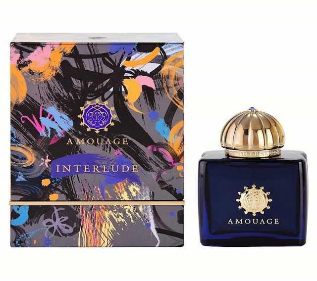 Продам Amouage Interlude For Woman 100 ml