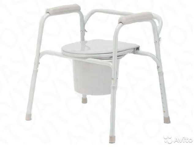 Продам Кресло-туалет для инвалидов или пожилых