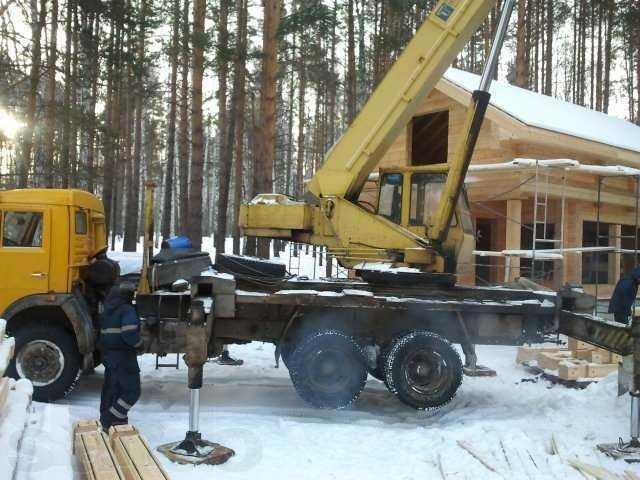 Предложение: Аренда/ Услуги автокрана 25 тонн