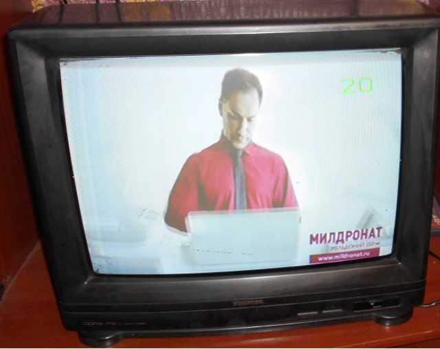 Продам Телевизор томсон диагональ 54 см цветной