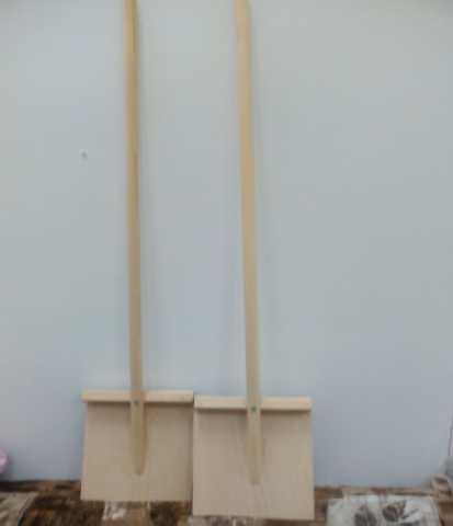 Продам: Деревянные лопаты