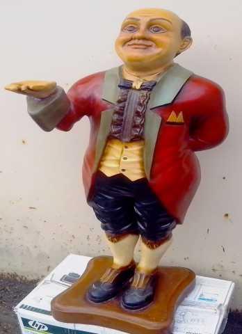 """Продам Скульптура """"Швейцар"""""""