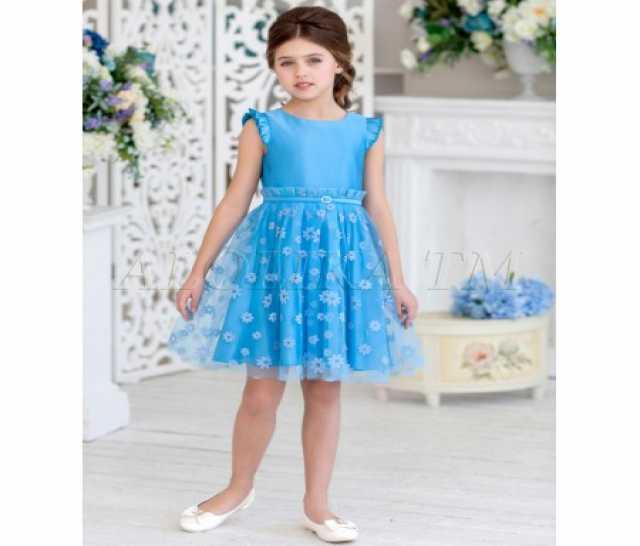 Предложение: Нарядные детские платья для девочек