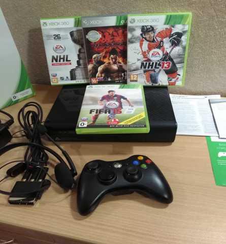 Продам Игровая приставка XBOX 360 e 500gb