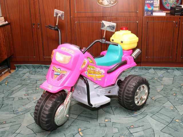 Продам Стильный детский мотоцикл