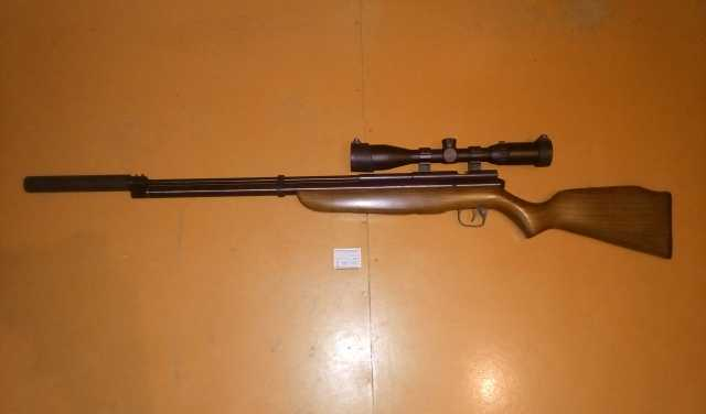 Продам PCP винтовка Crosman Benjamin Discovery