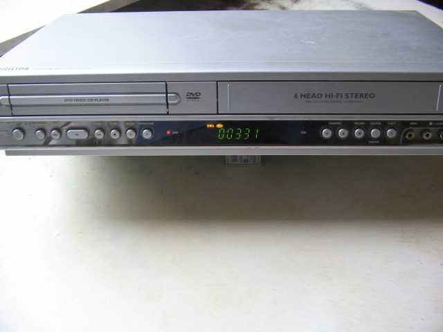 Продам Philips DVP721VR DVD/VCR