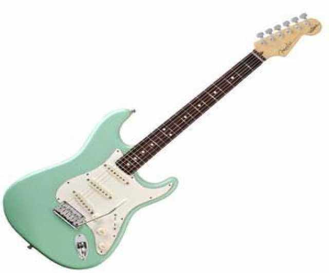 Продам Fender Jeff Beck Stratocaster Электричес
