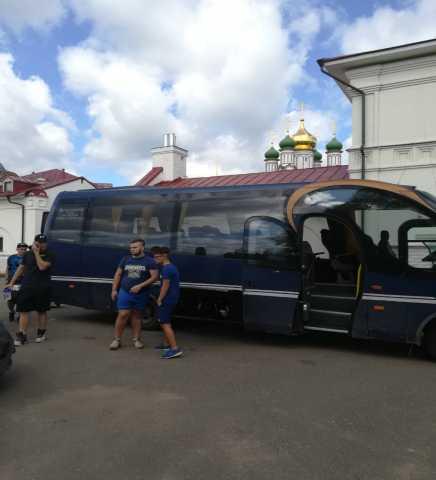 Предложение: Заказ автобуса 30 мест Петрозаводске