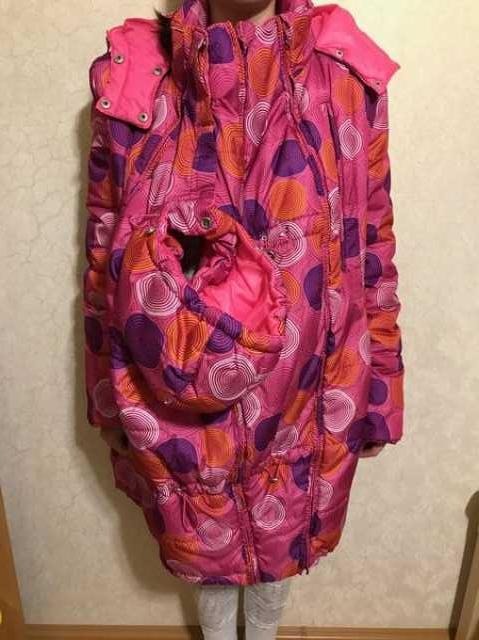 Продам Куртка (слингокуртка) для беременных Ехи