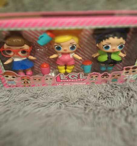 Продам Куклы LOL