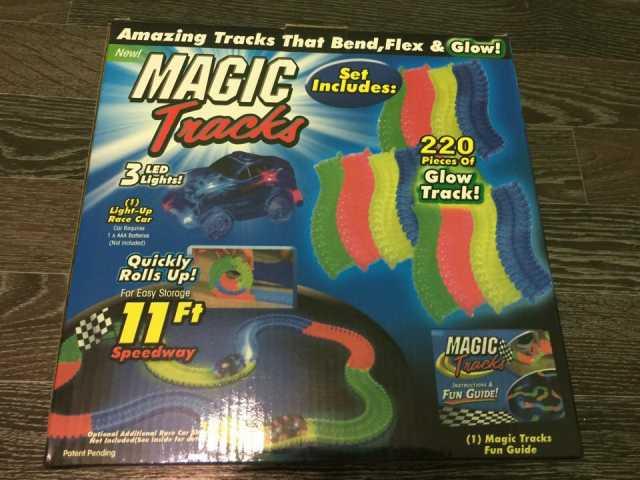 Продам Magic tracks на 220 деталей! 🚘