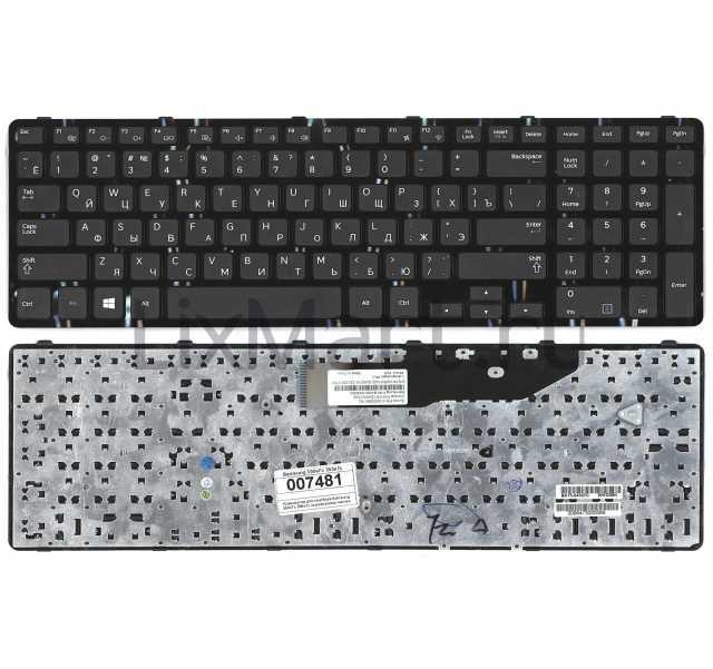 Продам Клавиатуры к ноутбукам Samsung