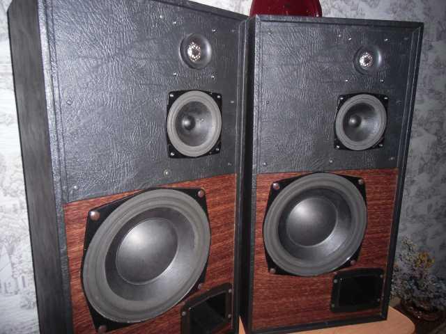 Продам Колонки Радиотехника 35ас-1