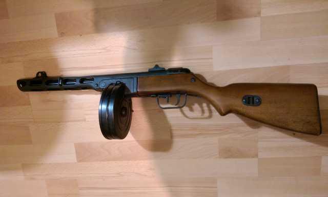 Продам МР-562К (ППШ)