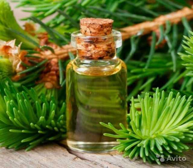 Продам Натуральное пихтовое масло