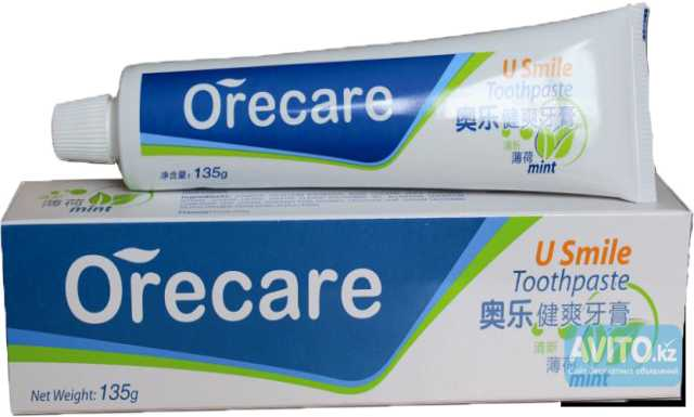 Продам Зубная паста «Улыбка»