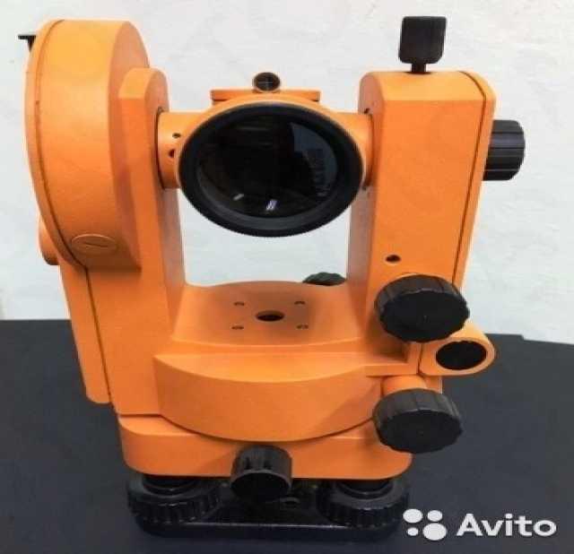 Продам Оптический теодолит 4Т30П новый фотограф