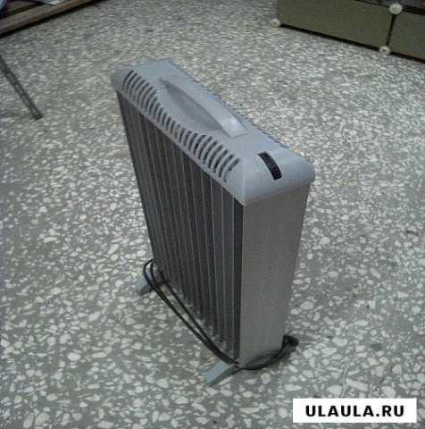 Продам Электрорадиатор ЭРГПБ - 1,0/220
